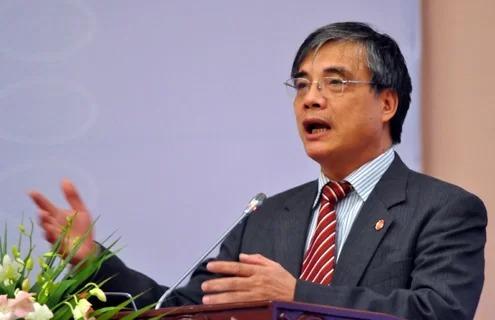 Ông Trần Đình Thiên - nguyên Viện trưởng Viện Kinh tế Việt Nam. Ảnh: HT