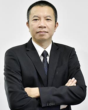 Ông Trần Như Trung - Tân Tổng giám đốc của MIK Group. Ảnh: MIK Group