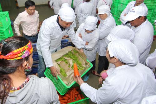 MM Mega Market xuất khẩu nông sản Việt sang thị trường Singapore - 1