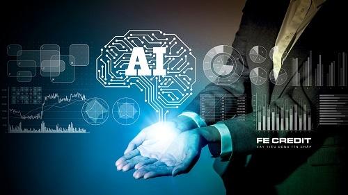 FE Credit tận dụng các nền tảng công nghệ nhằm tối ưu hóa sản phẩm, dịch vụ.