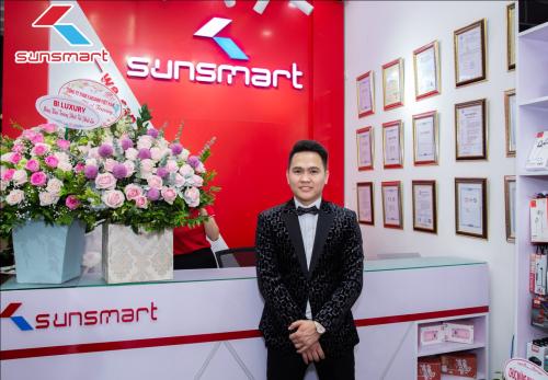 Ông Phạm Tiến Chung - Chủ tịch Hội đồng quản trị Công ty Cổ phần Phụ kiện Công nghệ Sunsmart