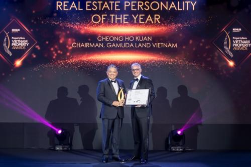 Gamuda Gardens nhận giải Dự án nhà ở tốt nhất Việt Nam - 2