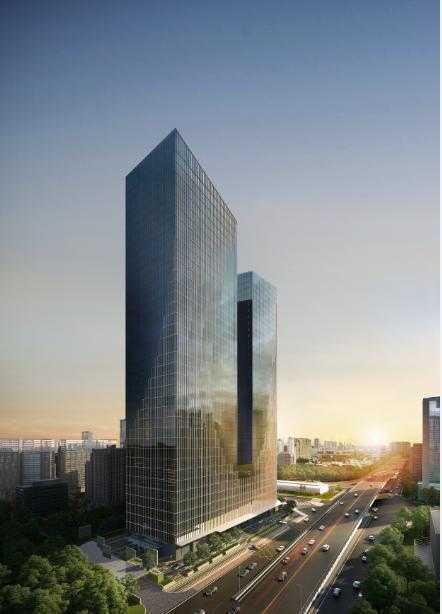 Capital Place là dự án văn phòng đầu tiên ở Hà Nội được chứng nhận LEED với không gian xanh rộng lớn và nhiều đặc tính bền vững