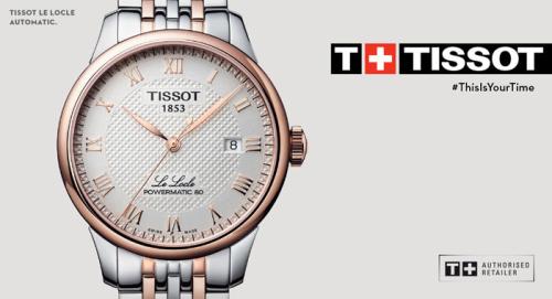 Đồng hồ Tissot Le Locle Powermatic 80.