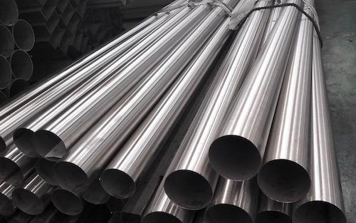 Sản phẩm ống thép không gỉ của một doanh nghiệp sản xuất trong nước.