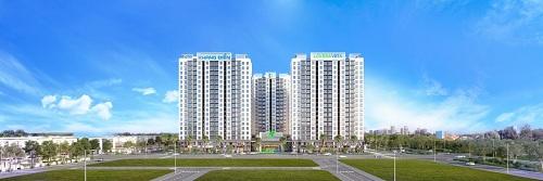 Dự án căn hộ mới nhất Lovera Vistacủa Khang Điền tại khu NamTPHCM, mở bán vào tháng 10/2019. Giá dự kiến chỉ từ 1,5 tỷ đồng mỗi căn 2 phòng ngủ (chưa VAT).