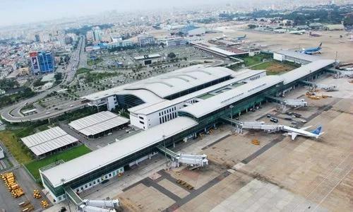 Một sân bay do Tổng công ty Cảng hàng không Việt Nam chịu trách nhiệmquản lý. Ảnh: ACV