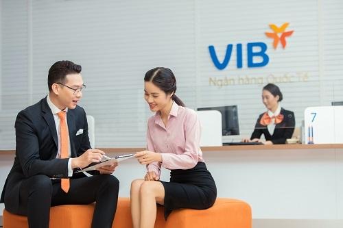 VIB là một trong những ngân hàng có nhiều hoạt động tài trợ cho doanh nghiệp vừa và nhỏ.