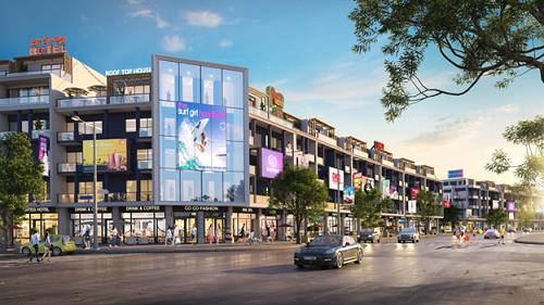 Dự án phù hợp với các nhà đầu tư tiên phong muốn tham gia khai thác thị trường mới nổi Quy Nhơn, Bình Định. Hotline: 0901543789. Website: www.nhonhoinewcity.com.vn.