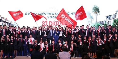 Với chiến lược phát triển bền vững, DKRA Vietnam là bến đỗcủa nhiều nhân tài lĩnh vực bất động sản.