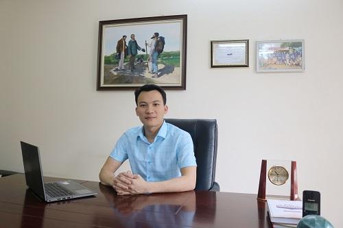 Đồng sáng lập, Phó chủ tịch Nikawa Việt Nam Nguyễn Trường Phi