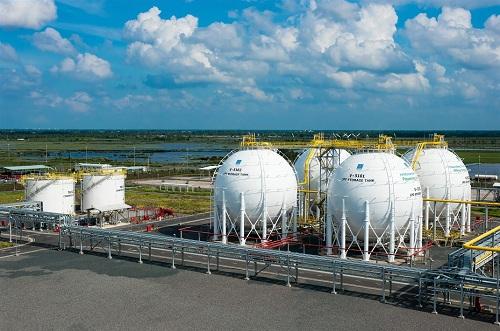 Công trình khí do PV GAS quản lý