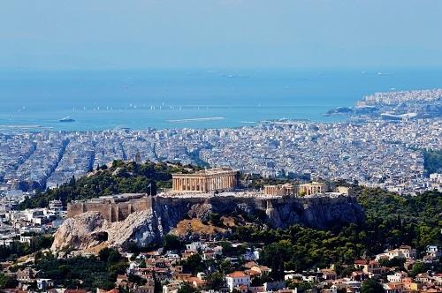 Thành phố Athens, Hy Lạp là điểm đến du lịch cũng như đầu tư bất động sản nổi tiếng tại châu Âu.