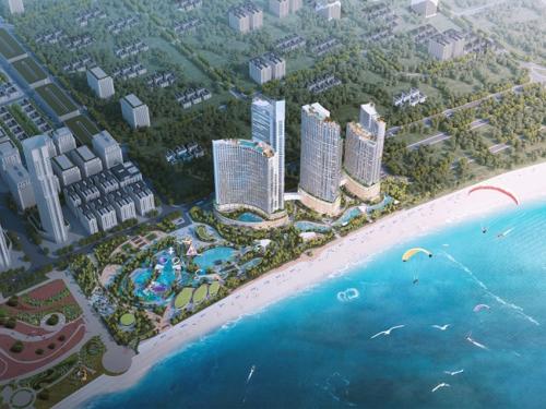 Sunbay Park Hotle & Resort Phan Rang sở hữu lợi thế nguồn khách  du lịch - 1