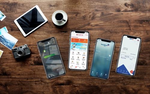 Công nghệ gia tăng tiện ích trên ứng dụng ngân hàng