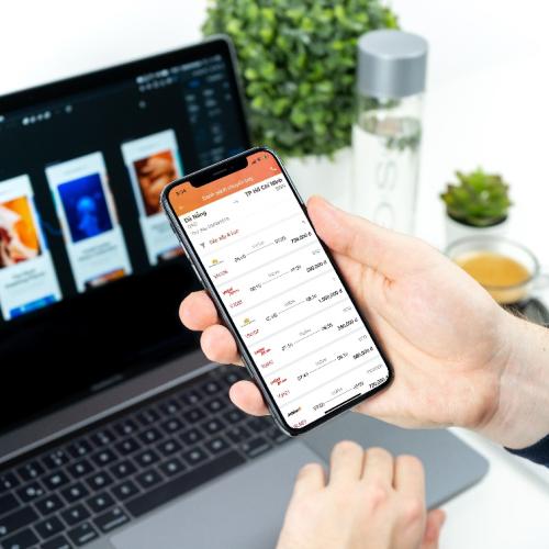 Công nghệ gia tăng tiện ích trên ứng dụng ngân hàng - 1