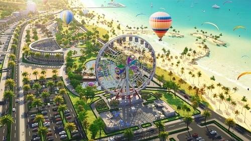 Các tổ hợp du lịch nghỉ dưỡng giải trí sẽ góp phần đưa Bình Thuận trở thành 1 điểm đến hấp dẫn trên bản đồ du lịch Khu vực và Thế giới