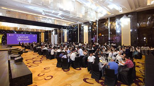 Rất đông nhà đầu tư tham dự sự kiện ra mắt dự ánSun Grand City New An Thoi.