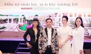 Shophouse Nasaky Garden ra mắt thị trường