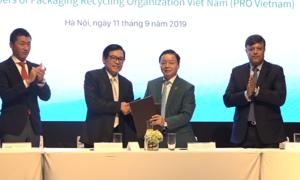 Doanh nghiệp Việt liên kết tái chế toàn bộ bao bì năm 2030