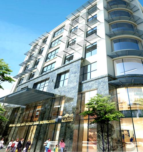 Nhà phát triển phía Nam mang bất động sản ra Bắc - 1