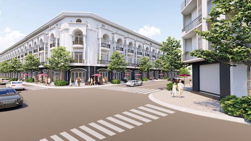 Sức hút của thị trường bất động sản Tây Ninh giúp dự án có thêm ưu thế với nhà đầu tư.