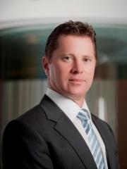 Ông Tim Evans, tân tổng giám đốc Ngân hàng HSBC Việt Nam.