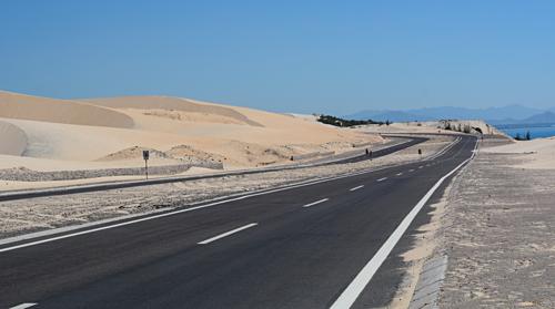 Hạ tầng giao thông phát triển là một lực hút đầu tư tại Bình Thuận