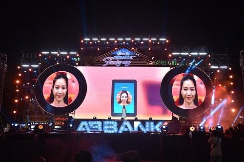 Wee@ABBANK được giới thiệu trongABBANK Family Day 2019