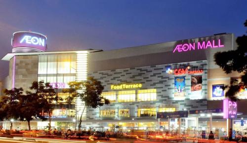 Khu vực Long Biên còn sở hữu hệ thống trung tâm thương mại, mua sắm - trung tâm giải tríđa dạng