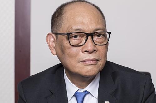 Thống đốc Ngân hàng Trung ương Philippines Benjamin Diokno. Ảnh: Bloomberg