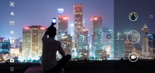 Chụp ảnh thiếu sáng cũng là một trong những tính năng thể hiện sự hợp tác giữa Zeiss và thương hiệu Nokia.