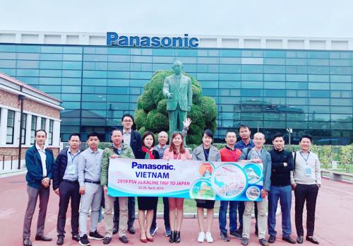Thế Giới Điện Giải được vinh danh tại hội nghị nhà phân phối toàn cầu Panasonic - 1
