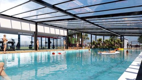 Căn hộ chung cư cao cấp Apec Aqua Park Bắc Giang giá từ 700 triệu đồng