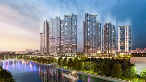 Cuộc sống 4.0 trong căn hộ Sunshine City Sài Gòn - 3