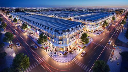 Icon Central đáp ứng nhu cầu mua nhà phố thương mại tại Dĩ An - 1