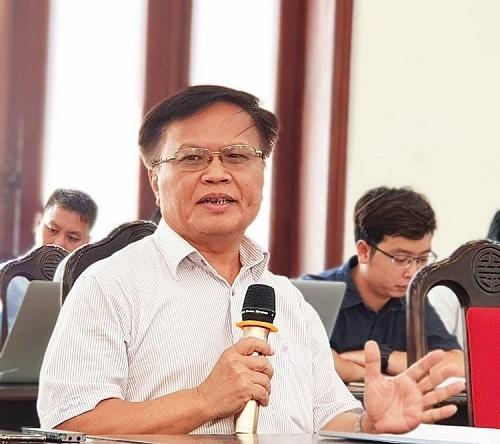Ông Nguyễn Đình Cung, nguyên Viện trưởng Viện Nghiên cứu quản lý kinh tế trung ương (CIEM).