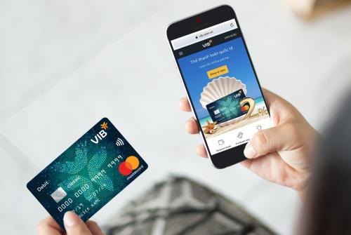 Ứng dụng ngân hàng di động MyVIB cung cấp tính năng đa dạng, bảo mật cao.