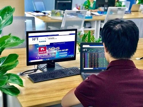 HFT là công ty chứng khoán mới nhất tham gia cuộc đua miễn phí giao dịch.