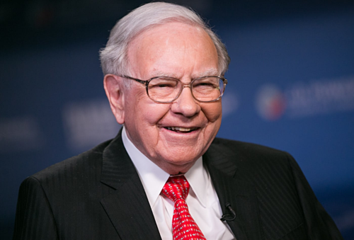 Chủ tịch kiêm CEO Berkshire Hathaway Warren Buffett. Ảnh: CNBC