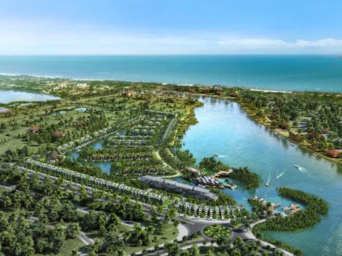 Casamia Hội An sở hữu vị trí đắc địa trong khu dự trữ sinh quyển Rừng Dừa Bảy Mẫu