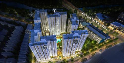 Nam Long ra mắt 2 block đẹp nhất dự án Akari City