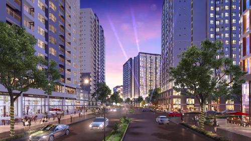 Nam Long ra mắt 2 block đẹp nhất dự án Akari City - 1