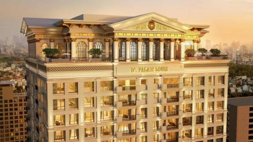 Dự án D. Palais Louis tại Nguyễn Văn Huyên (Hà Nội).