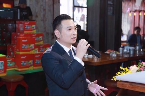 Ông Nguyễn Mạnh Hiếu - Chủ tịch Eagles Group kiêm Tổng giám đốcCông ty TNHH Thương mại đầu tư Eagles.