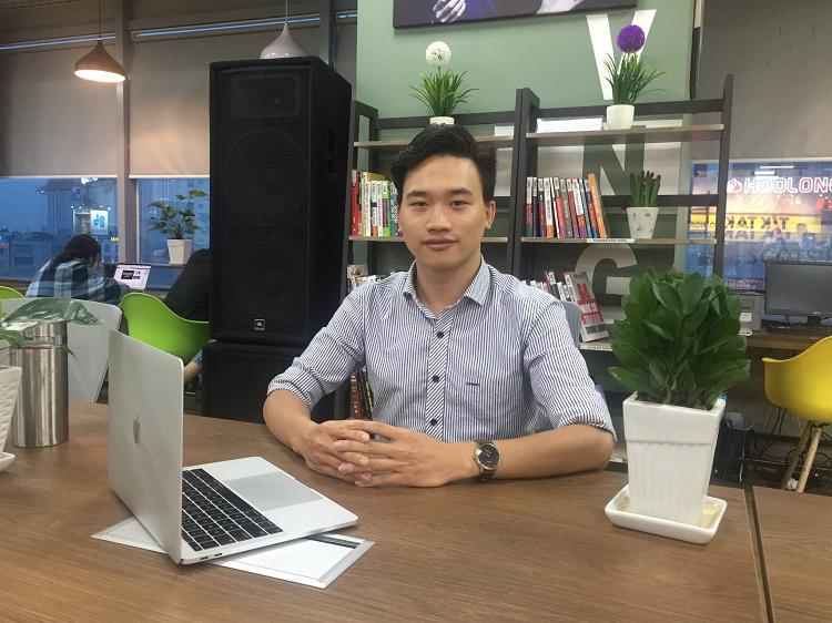 Ông Trần Ngọc Mạnh - Founder Hệ thống tìm kiếm cơ sở lưu trú ManMo