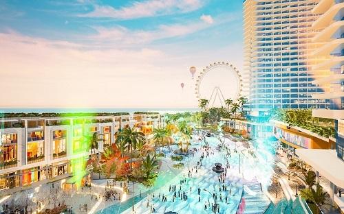 Phối cảnh dự án Mũi Né Summerland Resort