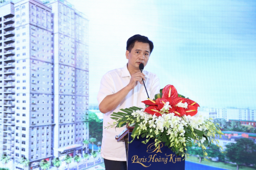 Ông Nguyễn Văn Đính, Phó Chủ tịch thường trực kiêm Tổng thư ký hội Môi giới bất động sản Việt Nam.