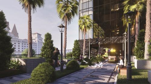 Sunshine City Hà Nội được thiết kế hiện đại, ứng dụng công nghệ 4.0 và sở hữu chuỗi tiện ích nội, ngoại khu đáng mơ ước.