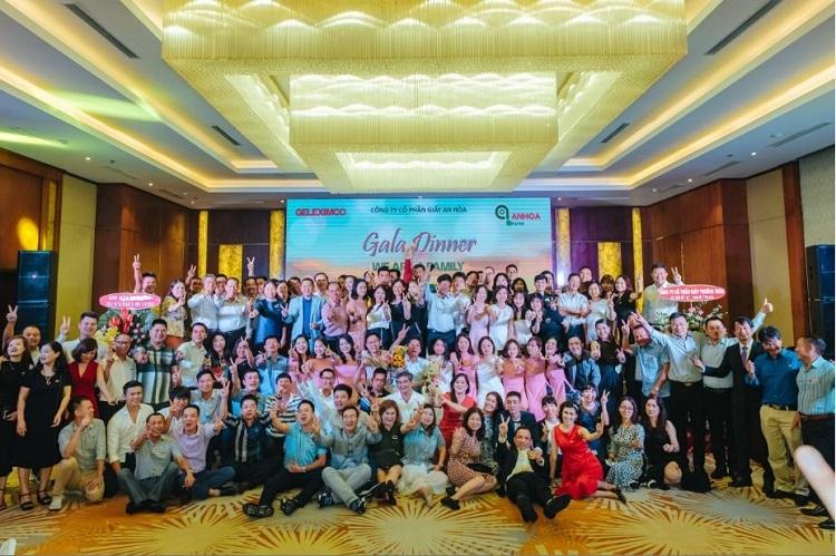 Gala tri ân khách hàng và đối tác của An Hòa